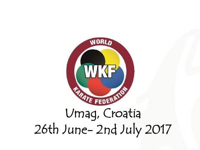 KARATE 1 WKF YOUTH CUP